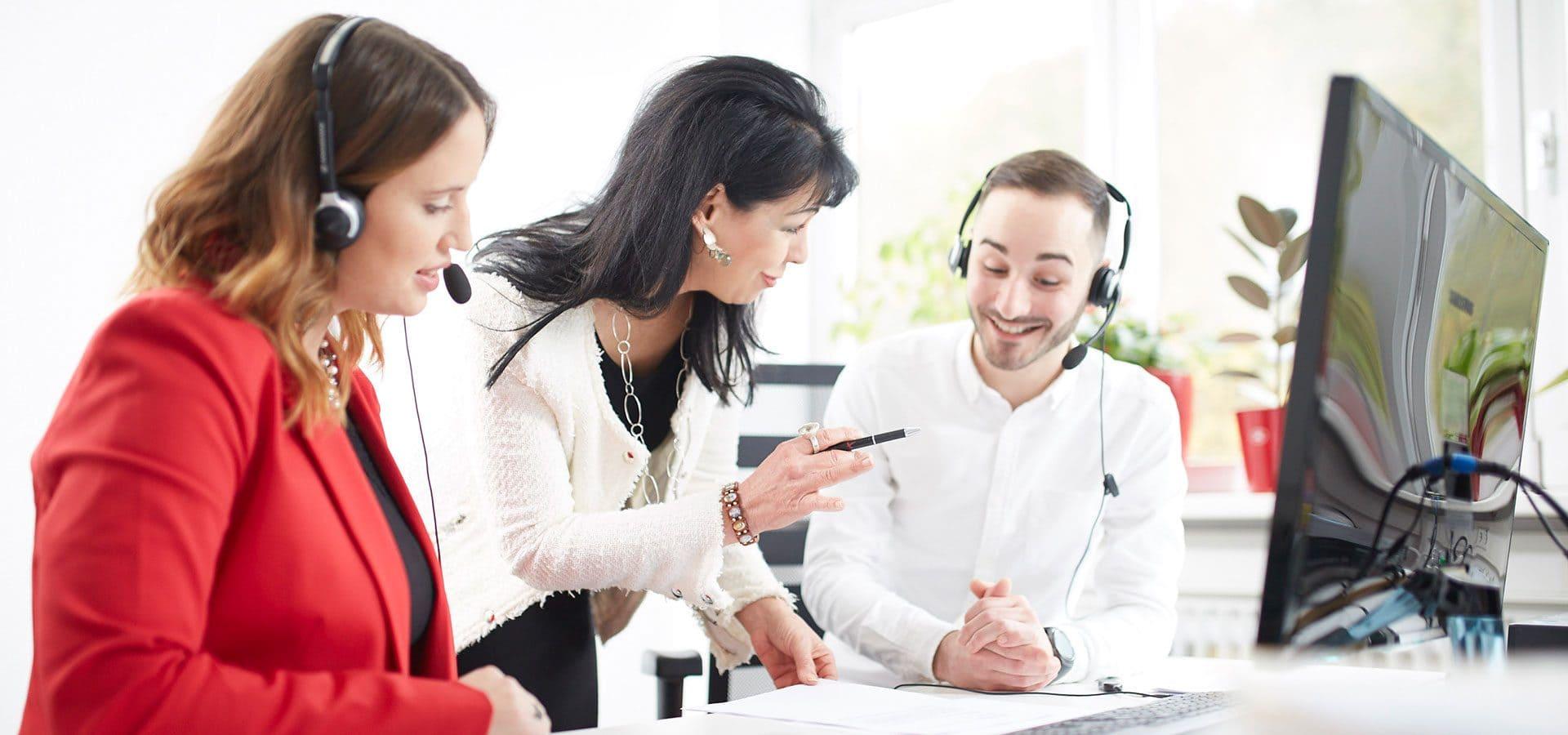 Michaela Velz-Tittjung Vertriebscoaching für Kunden und Mitarbeiter SAY Sales Agency