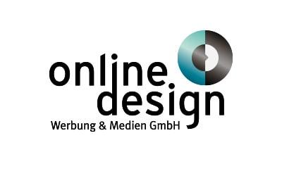 online design werbung & Medien GmbH logo