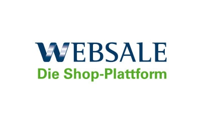 logo firma websale die shop plattform